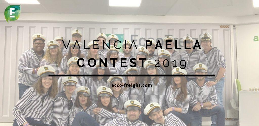 valencia-paella contest 2019