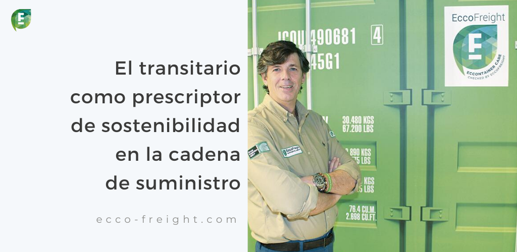EccoFreight transitario sostenible