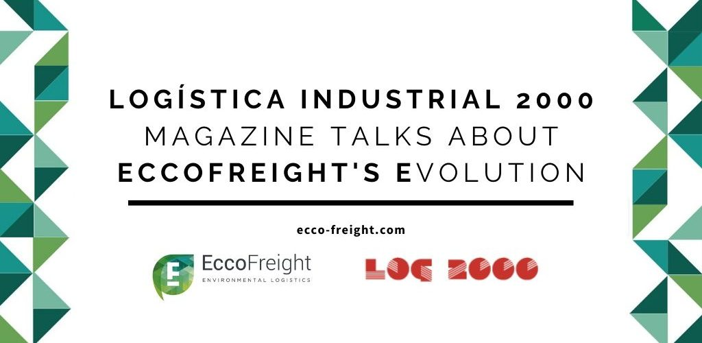 EccoFreight on Logistica Industrial 2000 magazine